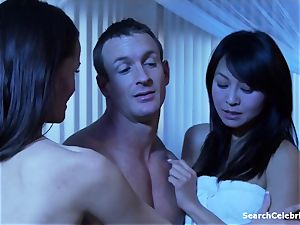 Christine Nguyen & Raven Alexis - gorgeous Wives Sinsations